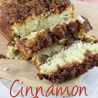 Cinnamon Swirl Apple Bread