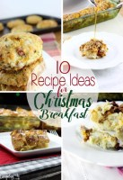 10 Recipe Ideas for Christmas Breakfast