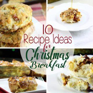 10 Recipe Ideas for Christmas Breakfast