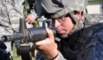What is Shooting Nose to Charging Handle, and Why?