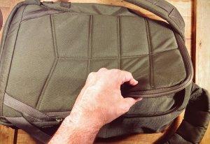 GR1 laptop sleeve