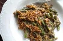 vegan green bean casserole from www.everydaymaven.com