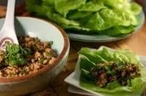 Asian Turkey Lettuce Wraps from www.everydaymaven.com