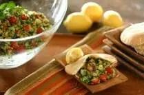 Quinoa Tabbouleh from www.everydaymaven.com