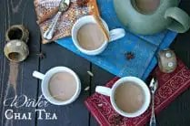 Vegan Chai Tea Recipe from www.everydaymaven.com