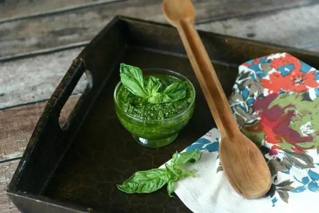 Paleo Pesto Recipe from www.everydaymaven.com