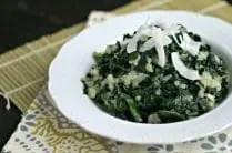 Vegan Creamed Kale from www.everydaymaven.com