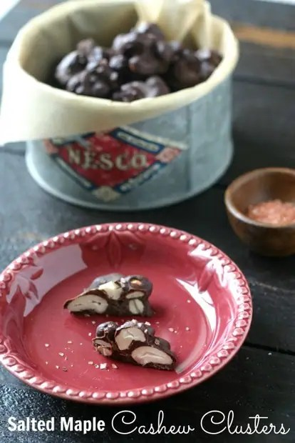 Cashew Clusters Recipe from www.everydaymaven.com
