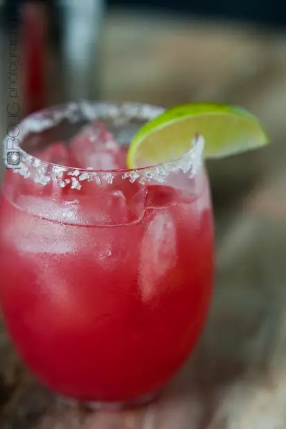 Watermelon Margaritas from www.everydaymaven.com
