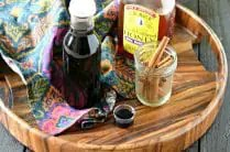 How To Make Elderberry Syrup from www.EverydayMaven.com
