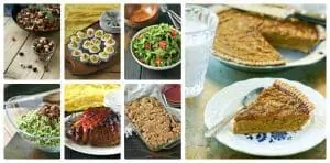 A Complete Paleo Thanksgiving Menu from www.EverydayMaven.com