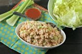 Buffalo Chicken Salad from www.EverydayMaven.com