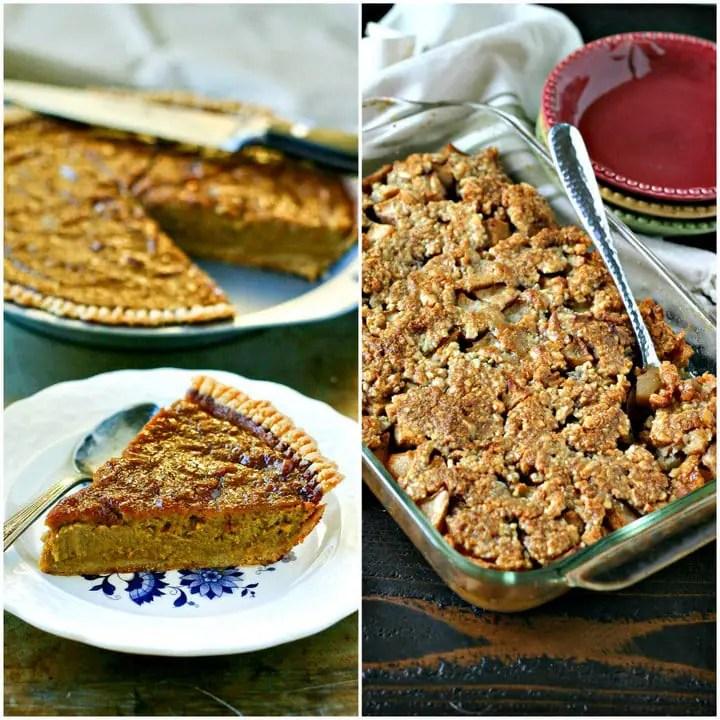 Gluten Free Thanksgiving Desserts from www.EverydayMaven.com