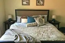 Non Toxic Bedroom: Makeover from www.EverydayMaven.com