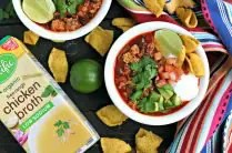 Gluten Free Chicken Taco Soup Recipe from www.EverydayMaven.com
