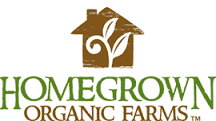 Homegrown Organic Farms Logo