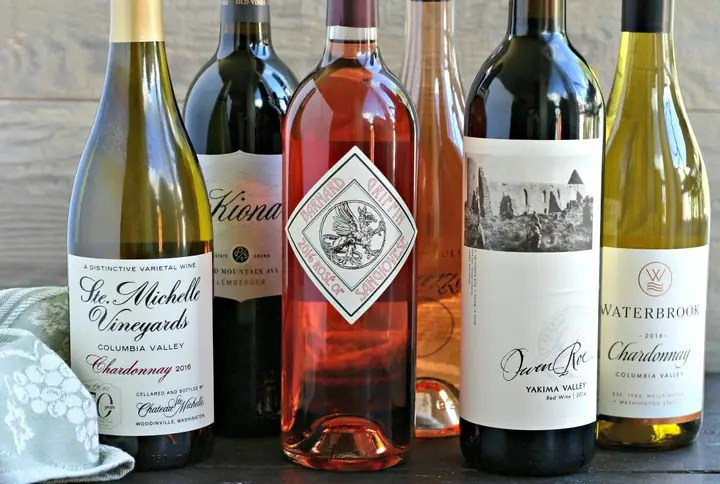 Washington Wine Month at QFC from www.Everydaymaven.com