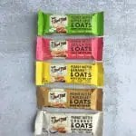 five bob's red mill bob's better bars (one of each flavor)