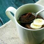 Chocolate Mug Cake Paleo Gf Everydaymaven