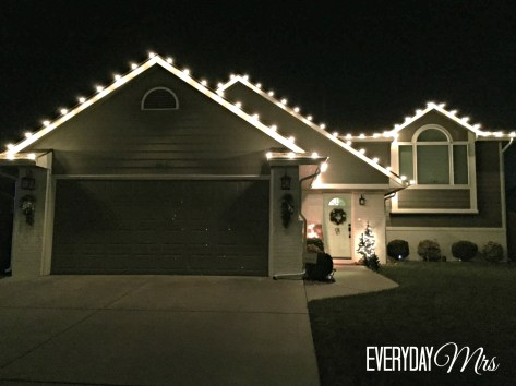 christmas front porch 6