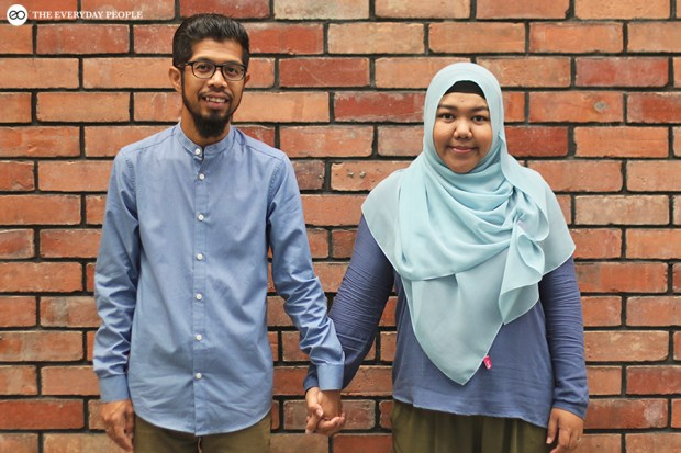 Wan and Zee – tenacious dream chasers and loving husband and wife