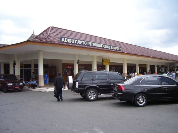 Adisucipto Airport, Jogjakarta by tian yake (CC BY-NC-ND 2.0)