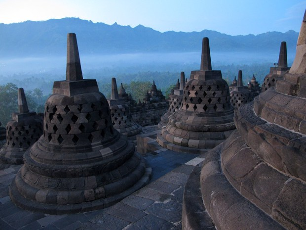 Borobudur by Mindy McAdams (CC BY-NC-ND 2.0)