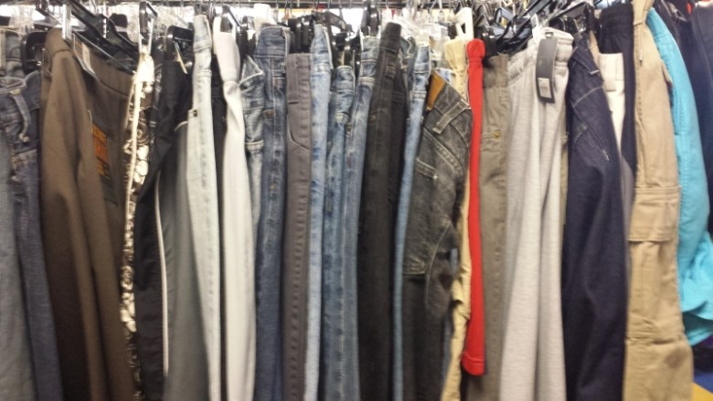 Pants & Jeans 7 Things College Students Should Buy at Thrift Stores