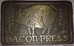 Taylor & Ng Bacon Press