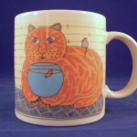Taylor & Ng Kitty Katfish Mug