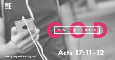 God On The Run Acts #45