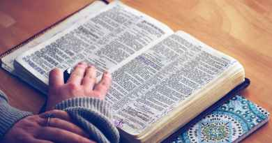 The Attributes of Scripture 5; The Bible is Authoritative