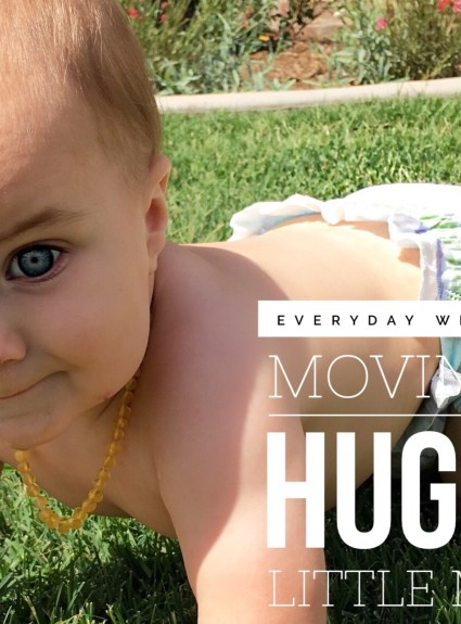 Movin' with Huggies Little Movers