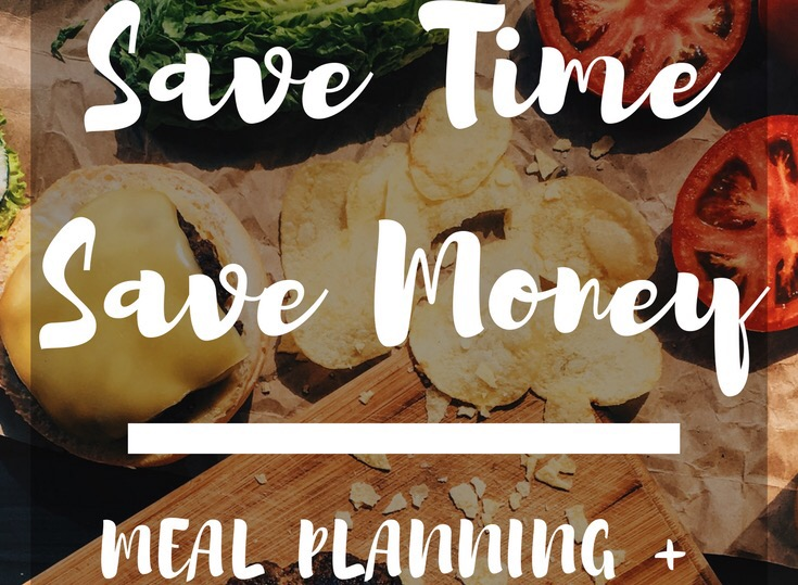 Save Time-Save Money with Meal Planning