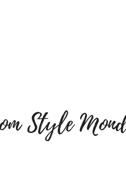 Mom Style Monday | Scarf Obsessed