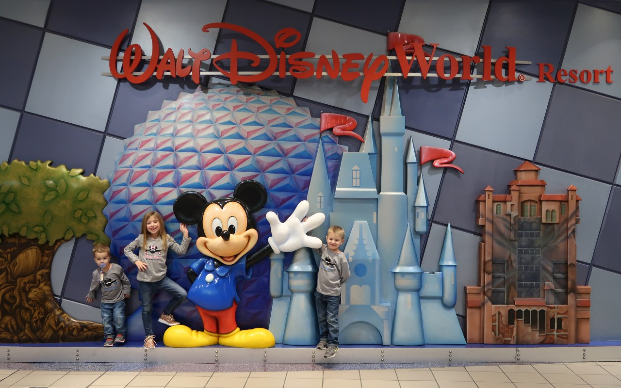Our Family Trip To Disney World