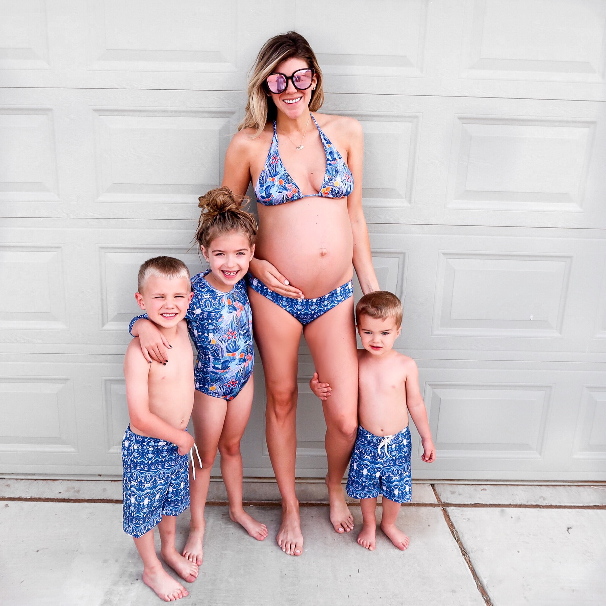 mommy & me swimsuits