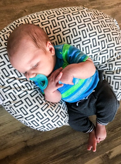 Must Have Items For Baby's First Month