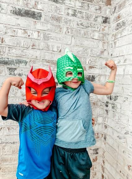 ALWAYS be a Superhero with PJ Masks