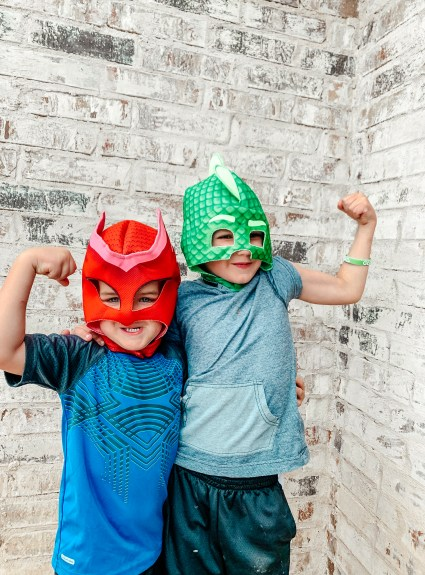 ALWAYS be a Superhero with PJ Masks