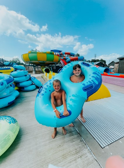 Summer Fun with Camp Jellystone