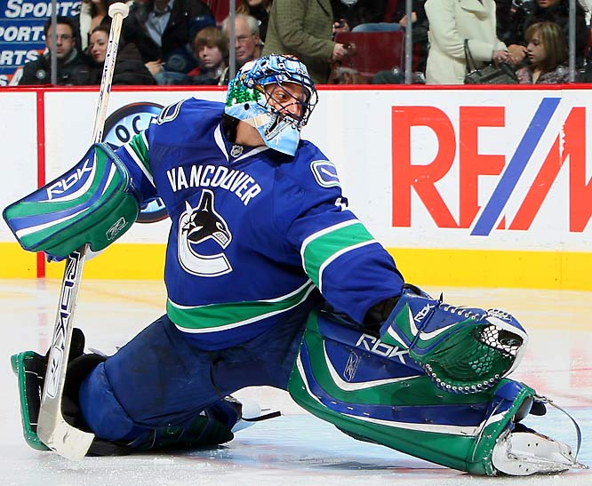 Roberto Luongo S Final Chapter In Vancouver If It Is It Was A