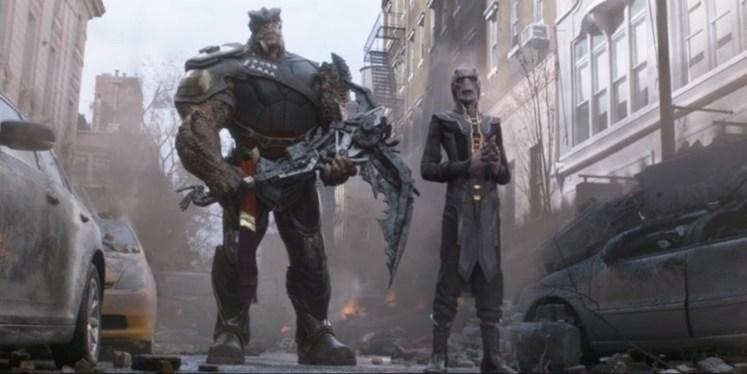Scoperto un easter egg di Captain Marvel in Avengers: Infinity War?