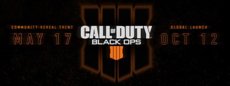 Call of Duty Black Ops 4 annunciato: teaser, logo e data di uscita