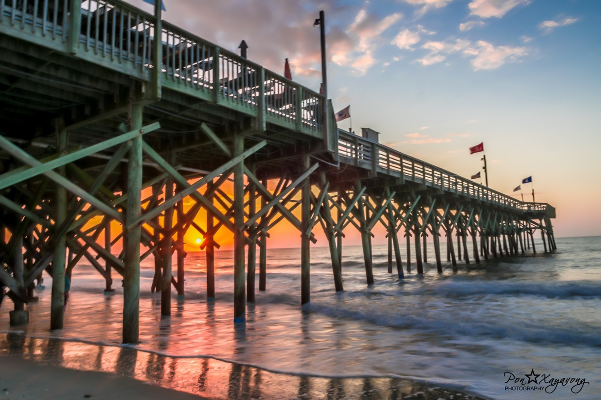 The Best Less Touristy Things to do in Myrtle Beach