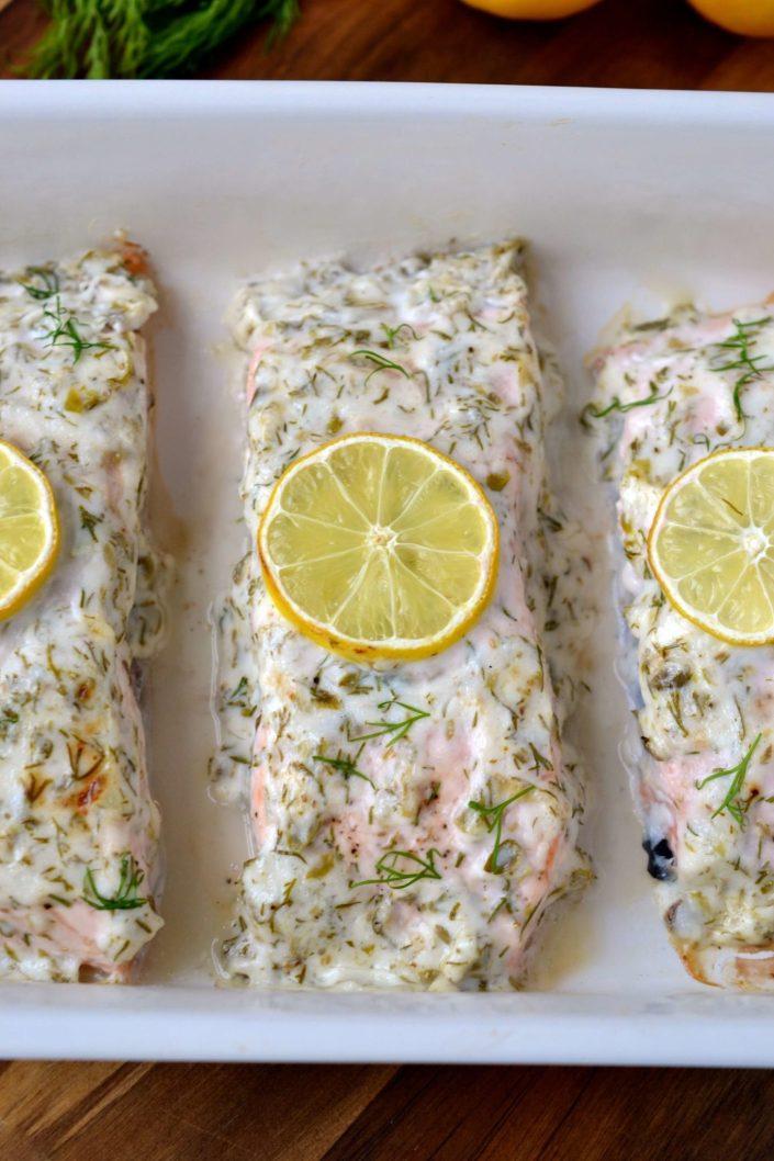 Whole30 Mayonnaise Salmon