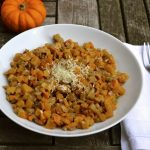 Grain Free Pumpkin Risotto