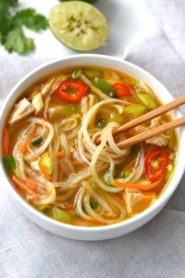 Chicken & Noodle Soup