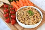Tahini & Caramelized Onion Dip