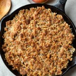 Easy Skillet Apple Crisp